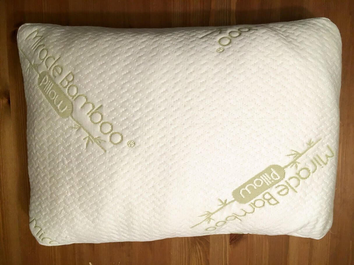 miracle bamboo pillow totally not