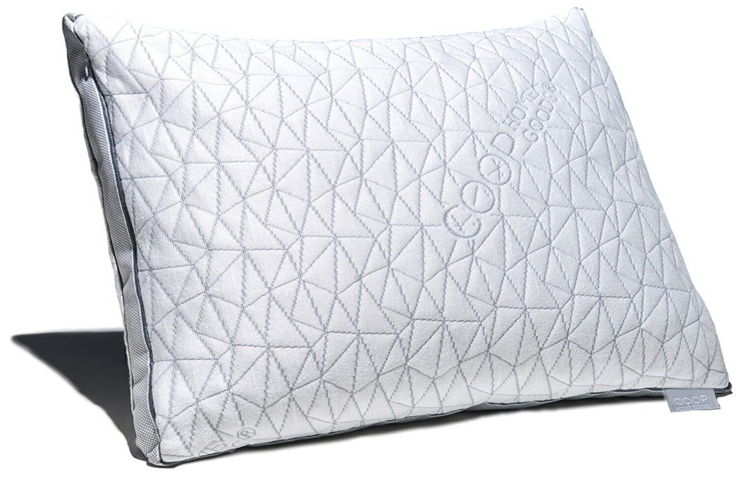 Coop Home Goods Original and Eden Pillow Review Which is