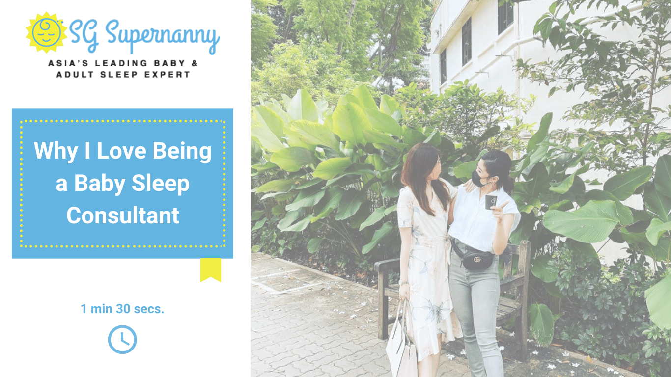 Why I Love Being A Baby Sleep Consultant
