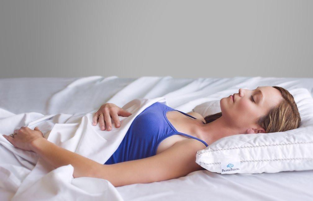 Best Pillow For Neck Pain Sleep Titan