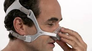 Philips Respironics 1094056 Fabric Frame Wisp mask without headgear