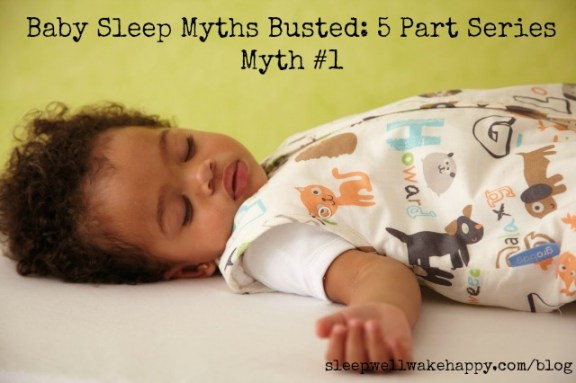 Infant Sleep Myths Busted
