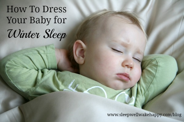 Dress Baby Winter Sleep