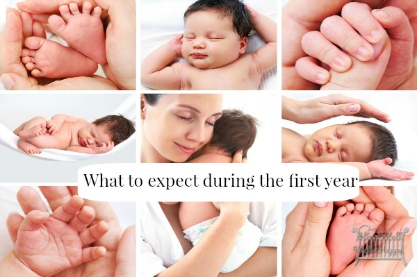 What To Expect During Baby's First Year