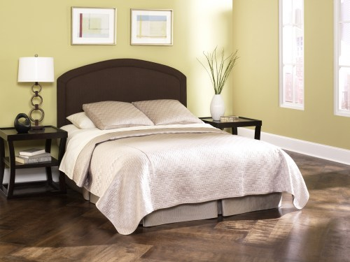 small resolution of cherbourg upholstered fashion bed group headboard chocolate
