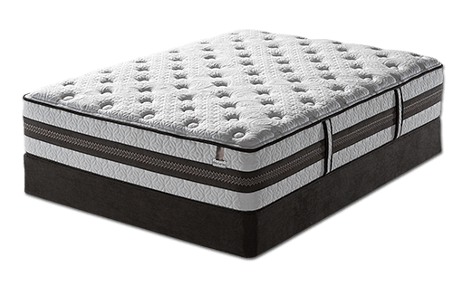 Serta iSeries Firm Memory Foam Gel Mattress  Sleepworks