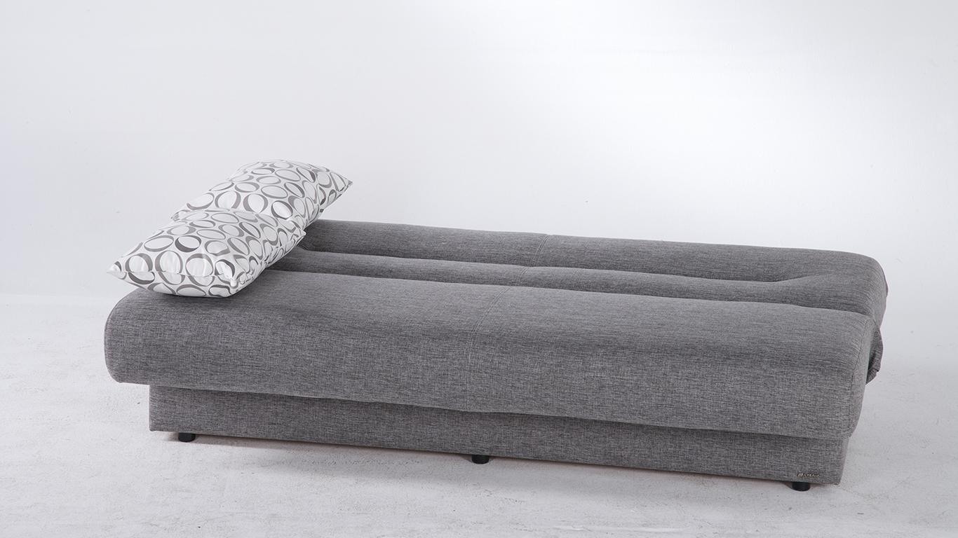 queen sleeper sofa memory foam mattress highly sprung sofas regata diego gray | sleepworks