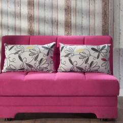 Kangaroo Tween Sleeper Sofa Im King We Todd Did Pink Bed Blush Wayfair Thesofa