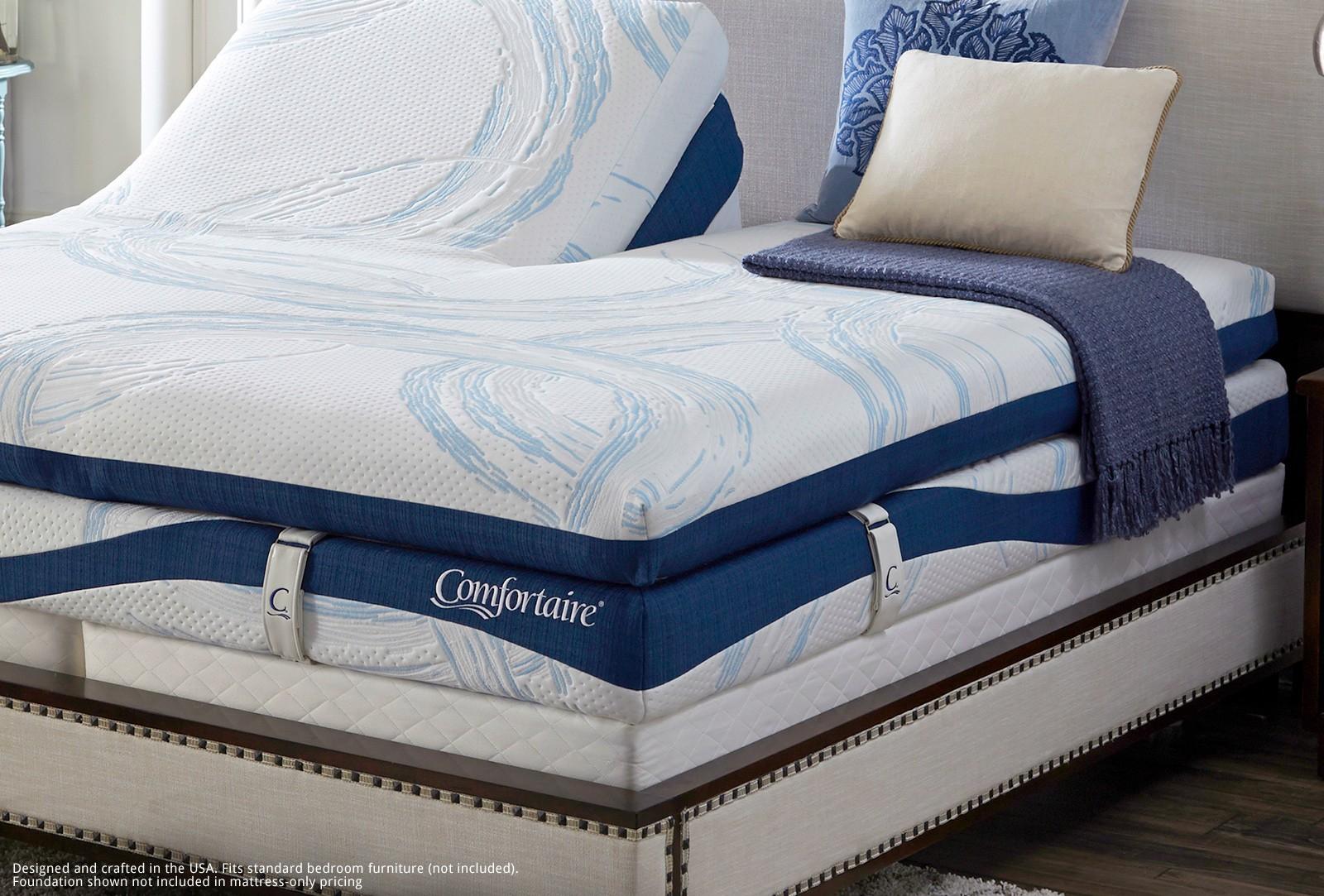 U15 Solstice Split Top Air Bed by Comfortaire  Sleepworks