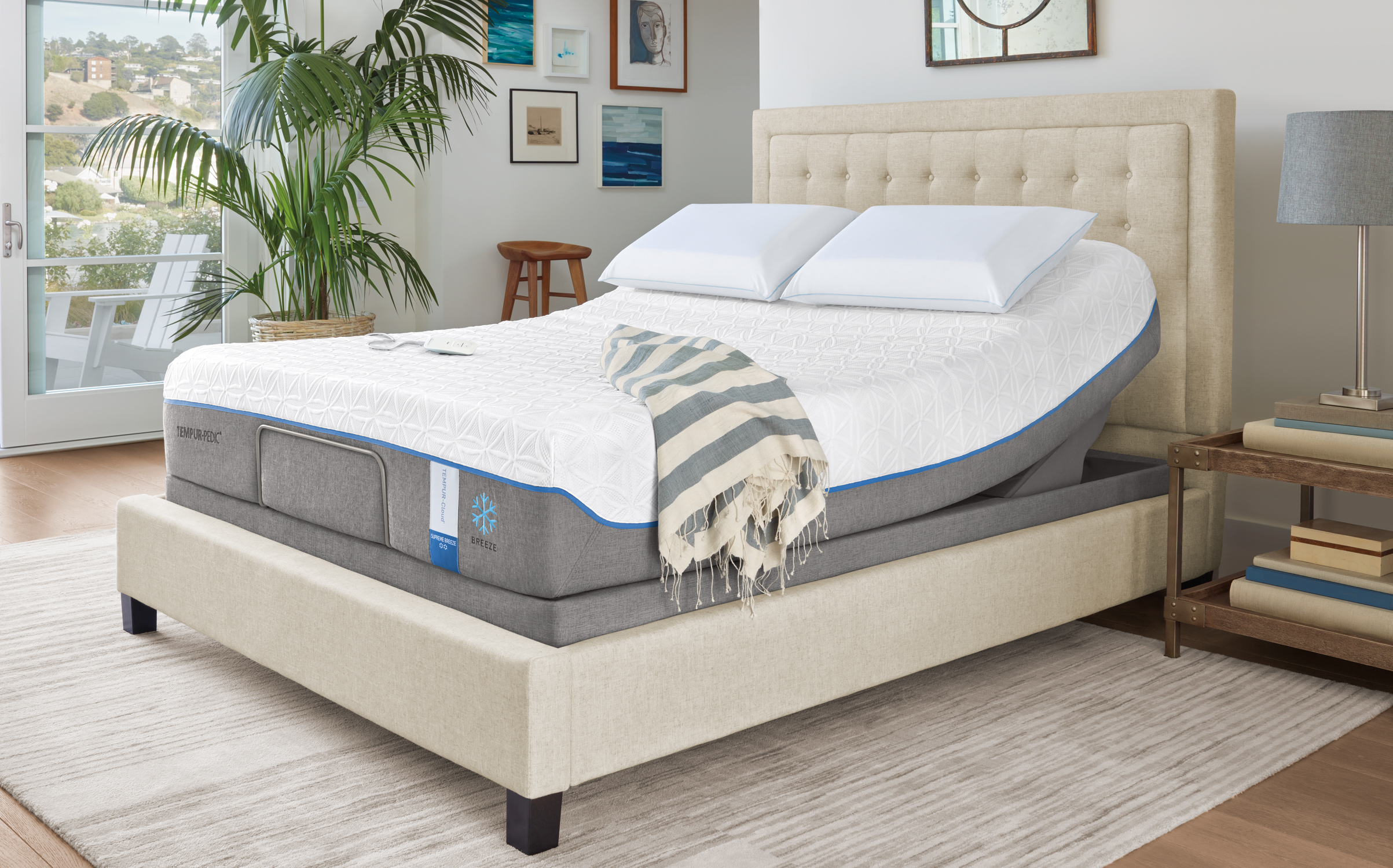 TempurPedic Cloud Supeme Breeze Mattress  Sleepworks NY