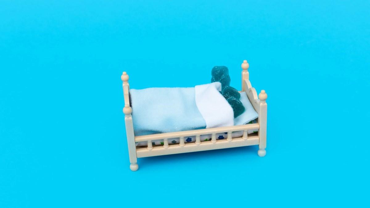 CBD/CBN Gummies tuck you to sleep