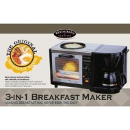 Smart Planet BG-1 3-in-1 Breakfast