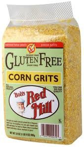 Corn Grits, Gluten Free – 2 / 24 Oz. Bags * Bob's Red Mill