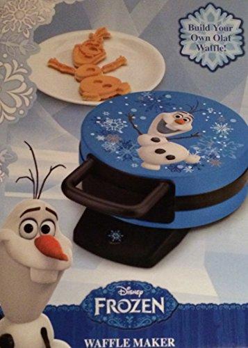 Disney Frozen Olaf Waffle Maker – Makes Olaf the Snowman Waffles