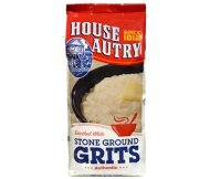 House Autry White Stone Ground Grits 24 Oz