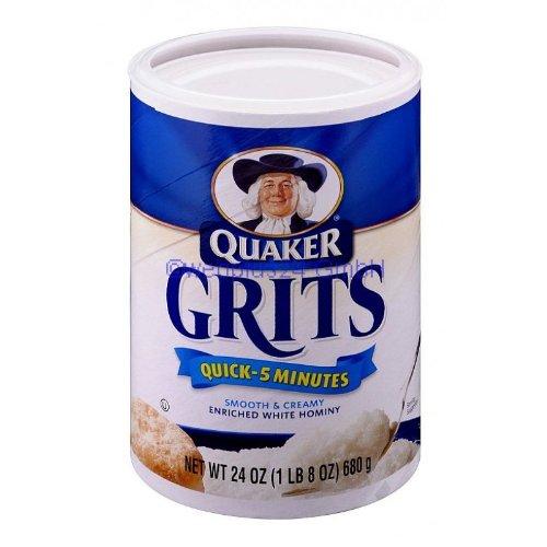 Quaker Quick 5 Minutes Grits 24 oz
