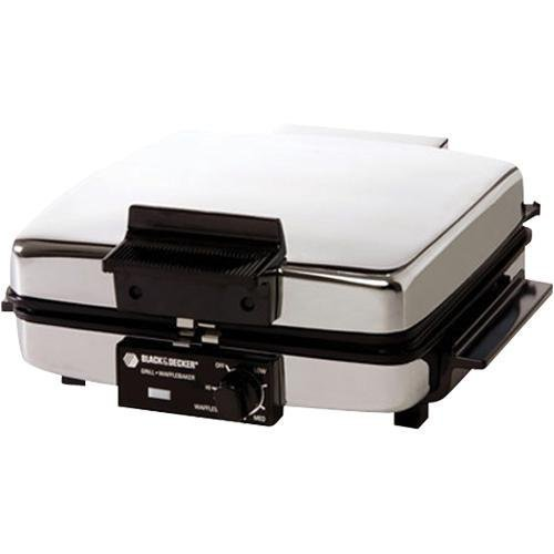 Black And Decker G49TD Sandwich Grill/Waffle Baker