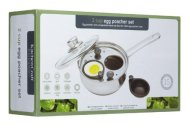 Egg Poacher for 2 Eggs