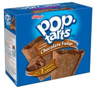 Pop-Tarts, Frosted Chocolate Fudge, 12-Count Tarts (Pack of 12)