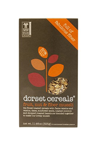 Dorset Cereals Fruit, Nut & Fiber Muesli, 11.46 oz (325 g)