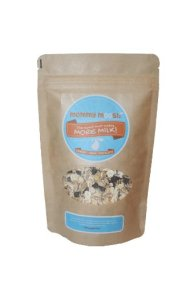 Mommy Moosli Dark Chocolate and Ginger Muesli, 16 oz