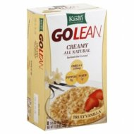 Kashi Golean Instant Hot Cereal Truly Vanilla — 8 Packets