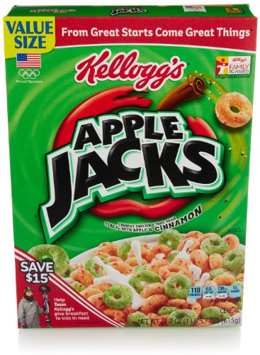 Apple Jacks, 21.7 Oz