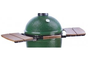 Big Green Egg Wooden Egg Mate – Large