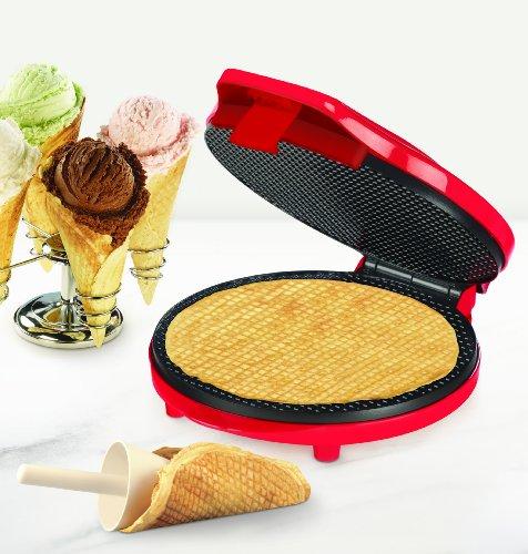 Bella Cucina 13468 Waffle Cone Maker