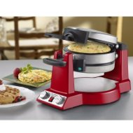 Waring WMR300RD Waffle/Omelet Red