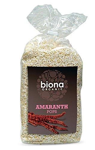 Biona Original Amaranth Pops 100g (Pack of 5)