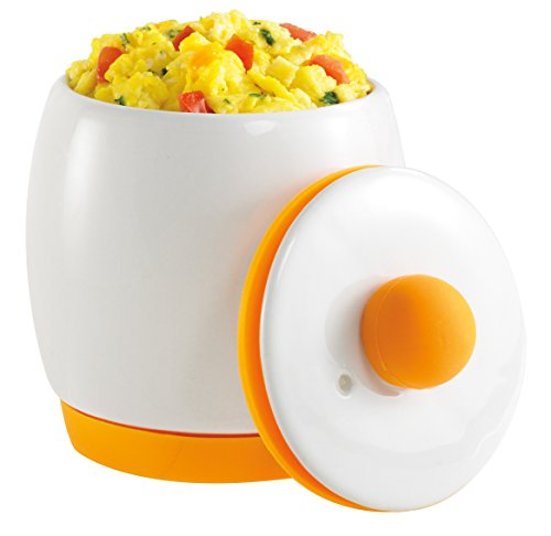Egg-Tastic Microwave Egg Cooker and Poacher for Fast and Fluffy Eggs