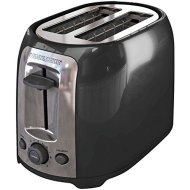 Black & Decker TR1278B 2-Slice Toaster, Black