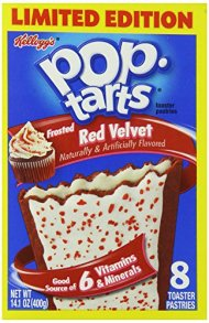 Pop-Tarts, Red Velvet, 14.1 Ounce
