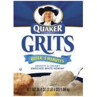 Quaker Quick Grits – 2 lbs 4oz