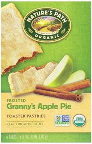 Nature's Path Frosted Toaster Pastry – Apple Cinnamon – 11 oz – 6 ct – 2 pk