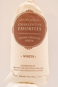 Charleston Favorites Stone Ground Grits – White 2 Lbs