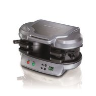 Hamilton Beach® Dual Breakfast Sandwich Maker SKU R2621 Factory Recertified