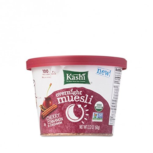 Kashi CRL,OG2,OVRNT CHR CIN,CRD, (Pack of 6)