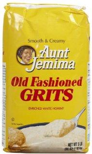Quaker Grits Aunt Jemima Old Fashioned Bag – 80 oz