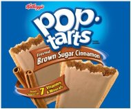 Kellogg's Pop Tarts Frosted Brown Sugar Cinnamon – 36 Pack