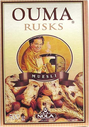 Ouma Muesli Rusks (2 Pack)