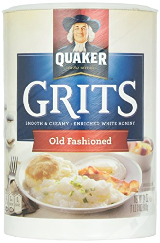 Quaker Old Fashioned Smooth & Creamy Grits, 24 Ounce