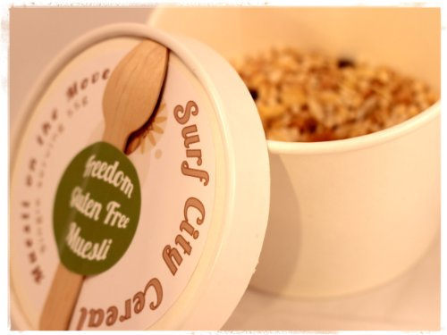 Freedom Gluten Free Muesli On The Move Single Servings (6 pack)