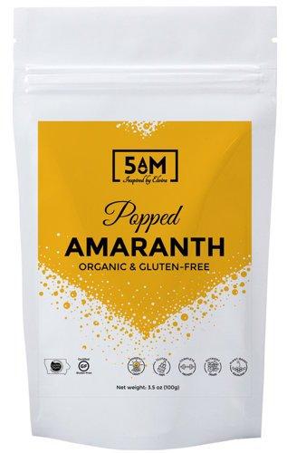 Popped Amaranth (3.5 oz)
