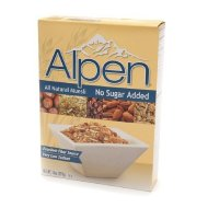 Alpen All Natural Muesli, No Sugar Added 14 oz