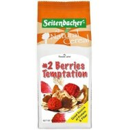 Seitenbacher Musli #2, Berries Temptation 16 Oz (Pack of 3)