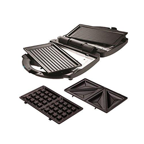 G-plus 3 in 1 Grill/sandwich/waffle Maker Dka-700