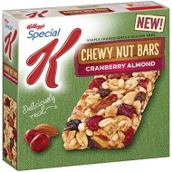 Special K Chewy Nut Bar, Cranberry Almond, 5.82 Ounce