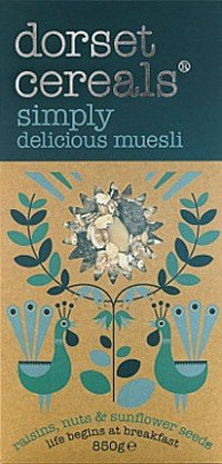 Dorset Cereal Simply Delicious Muesli Cereal, 12 oz